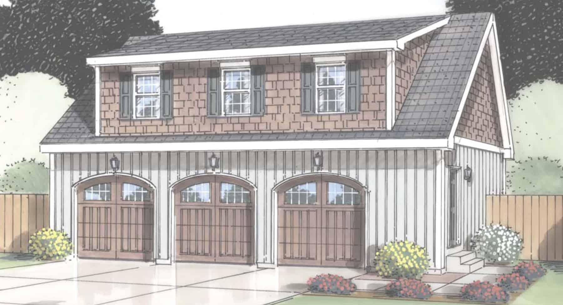 garage plan c