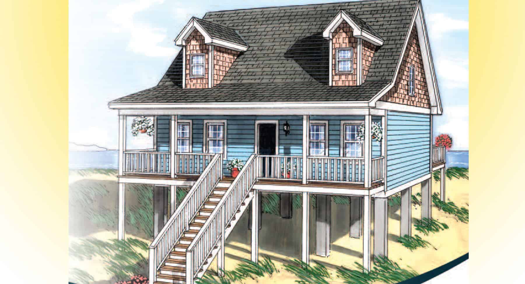 ocean cottage