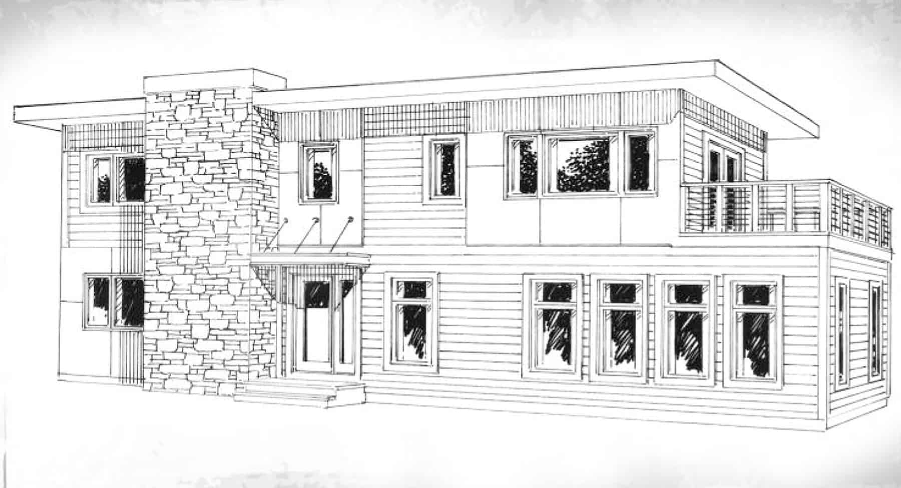 Sleek House